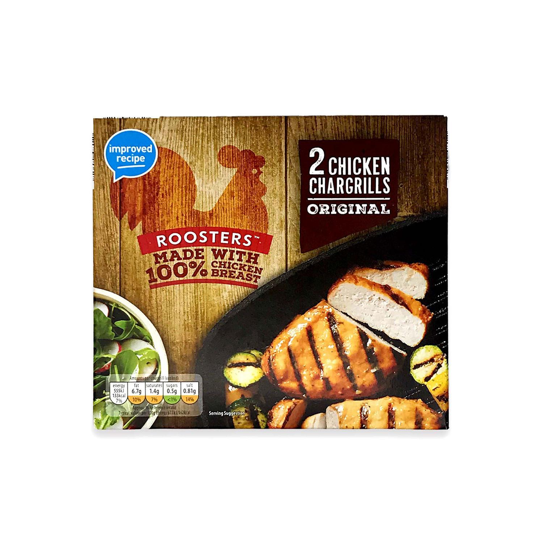 2 Chicken Chargrills Original