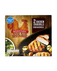2 Chicken Chargrills Original