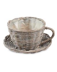 Tea-Cup Planter