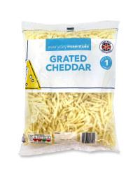 Everyday Essentials Grated Cheddar