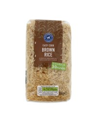 Easy Cook Brown Rice 1kg