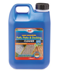 Concentrated Path & Patio Cleaner 2L