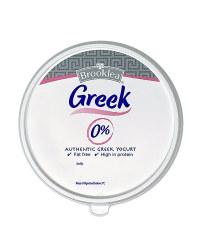 0% Fat Authentic Greek Yogurt