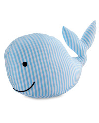 Jolly Whale Design Nursery Doorstop