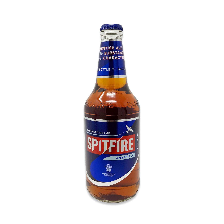 Spitfire Premium Amber Ale