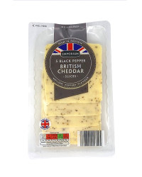Black Pepper Cheese Slices