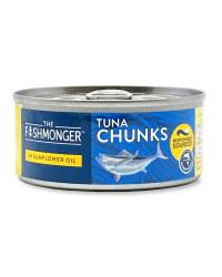 Tuna Chunks In Sunflower Oil