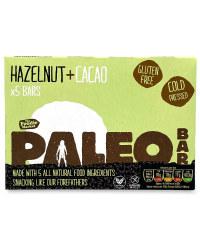 Paleo Bars Hazelnut & Cacao