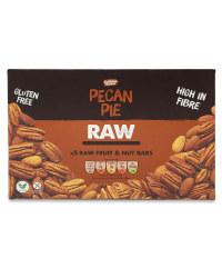 Pecan Pie Raw Fruit & Nut Bars