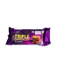 Luxury Cookies Triple Chocolate