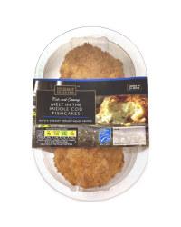 2 Cod Fishcakes