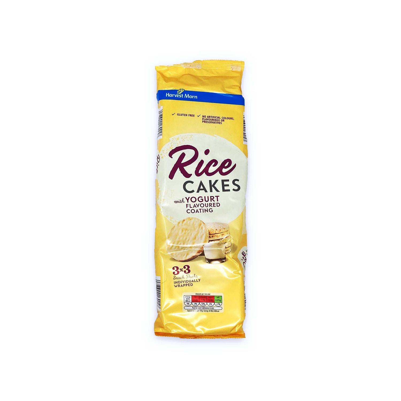 Yogurt Rice Cakes