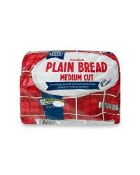 Scottish Plain Bread Medium Cut