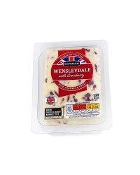 Wensleydale with Cranberry