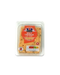 Spicy Cheddar With Chilli