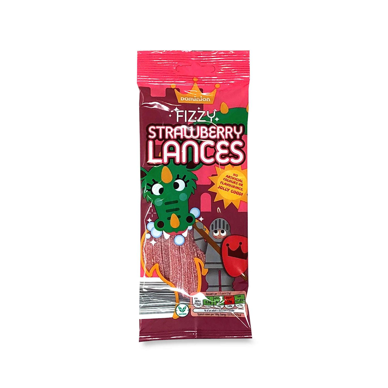 Strawberry Lances