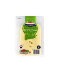 16 Dutch Cheese Emmental Slices