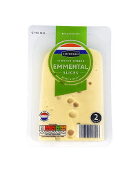 Emmental Cheese Slices