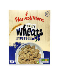 Blueberry Fruit Wheats