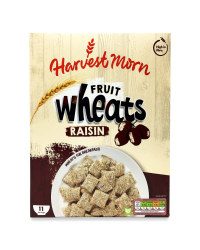 Raisin Fruit Wheats