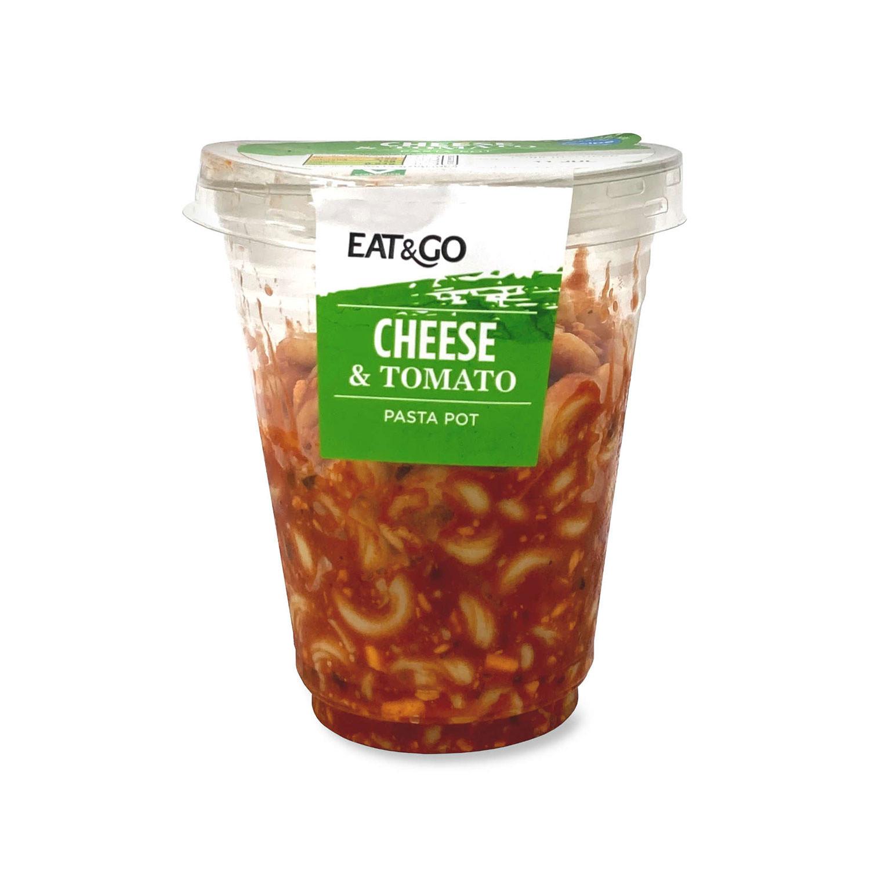 Cheese & Tomato Pasta Pot