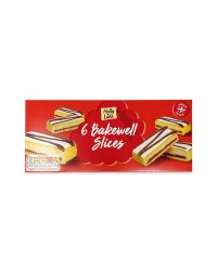 Holly Lane 6 Bakewell Slices 175g