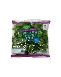 Watercress, Spinach & Rocket