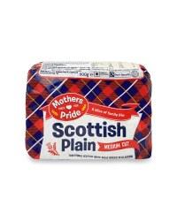 Scottish Plain Medium Cut