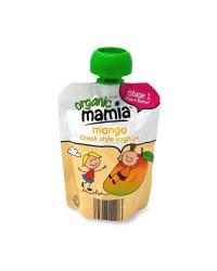 Greek Style Mango Yogurt Pouches
