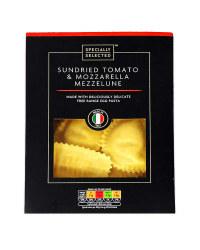 Tomato & Mozzarella Mezzelune