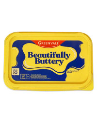Beautifully Buttery