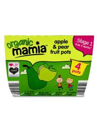 Apple & Pear Fruit Pots
