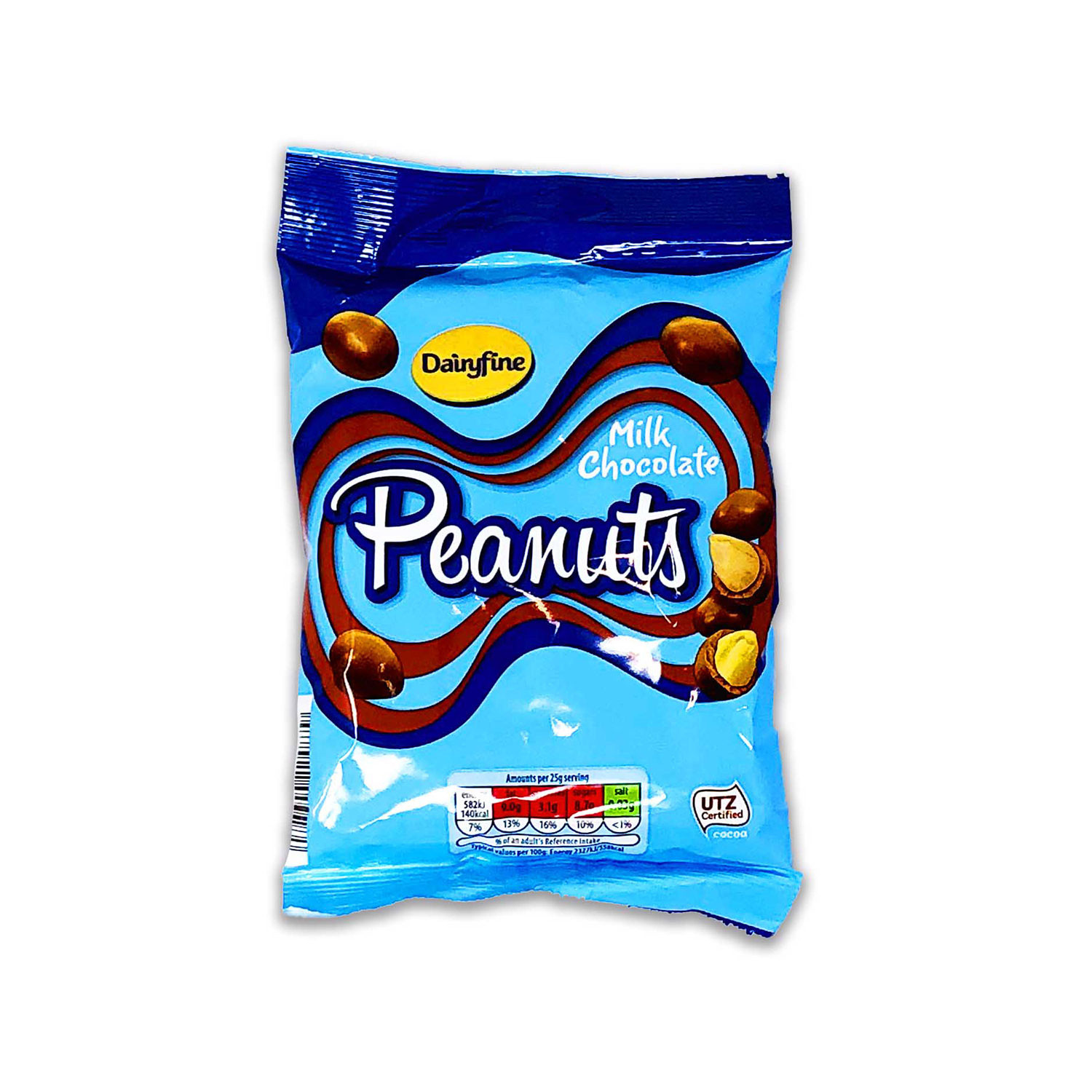 Dairyfine Chocolate Peanuts