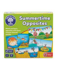 Summertime Opposites Mini Game