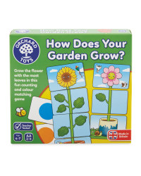 How Does Your Garden Grow Mini Game