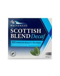 Scottish Blend Decaf Tea Bags