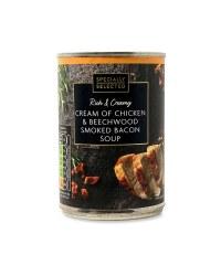 Chicken & Bacon Soup