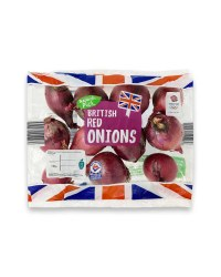 Nature's Pick Red Onions 1kg