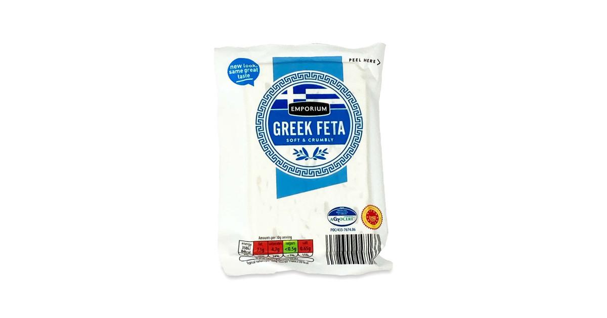 Greek Feta Aldi Uk