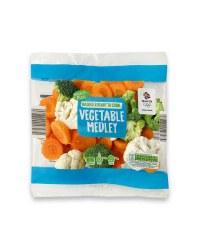 Nature's Pick Vegetable Medley 480g