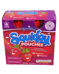 Squidgy Pouches