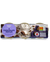 Chocolate Trifles
