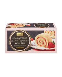 Strawberry Swissroll