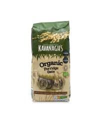 Kavanagh's Organic Porridge Oats 1kg
