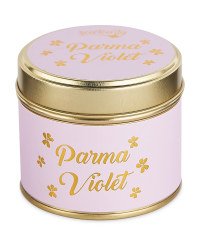 Scentcerity Parma Violet Tin Candle