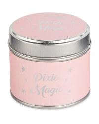 Scentcerity Pixie Magic Tin Candle