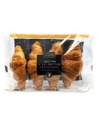 Light & Flaky All Butter Croissants