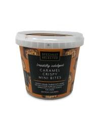 Caramel Crispy Mini Bites