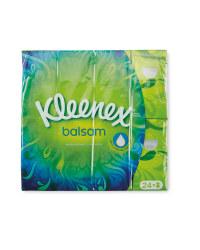 Kleenex Balsam Pocket Tissues 24 Pk
