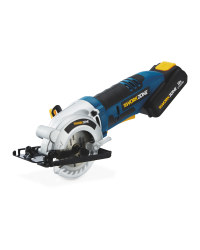 18V Li-Ion Mini Circular Saw